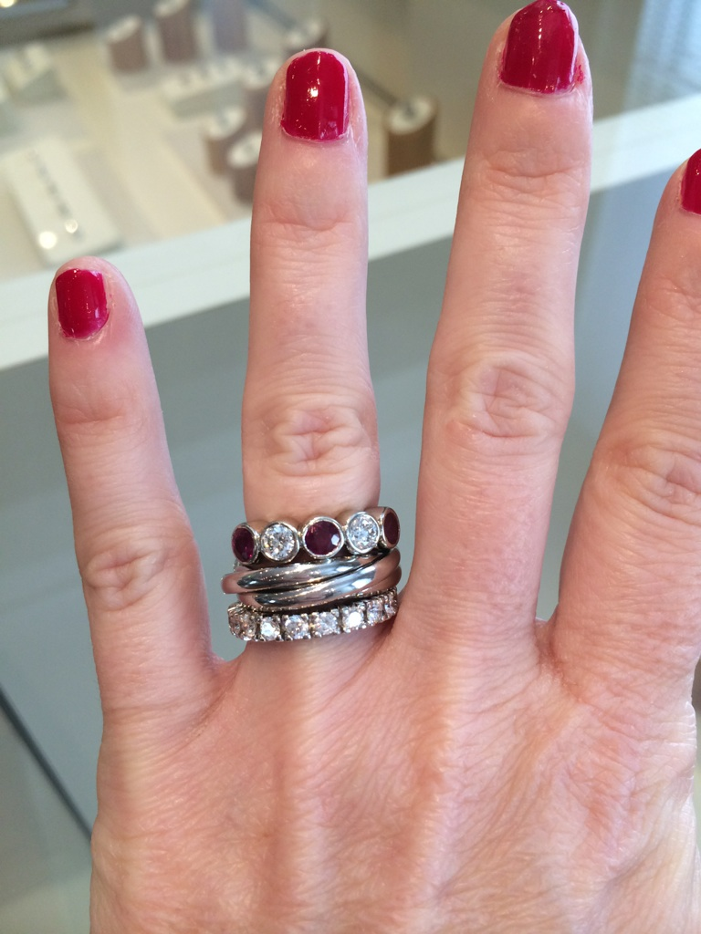 minichiello jewellers vancouver | The Diamond Diaries - Deena\'s ...